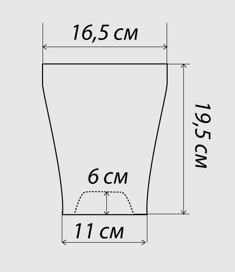 OLA размеры