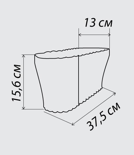 TRIOLA размеры